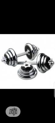 Detachable Dumbbells   Sports Equipment for sale in Imo State, Owerri