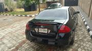 Honda Accord Coupe EX-L V-6 Automatic 2007 Black | Cars for sale in Lagos State, Kosofe