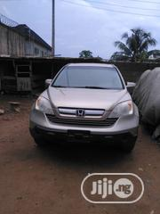 Honda CR-V EX-L 4WD Automatic 2007 Gold | Cars for sale in Lagos State, Mushin
