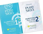 PURE SKIN Facial Scrub And Mask. | Skin Care for sale in Lagos State, Surulere