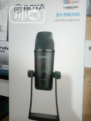 Boya By-Pm700 USB Condenser Microphone | Audio & Music Equipment for sale in Lagos State, Ojo