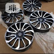 Complete Set of Wheels for Range Rover. | Vehicle Parts & Accessories for sale in Lagos State, Mushin