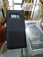 Samsung Galaxy S8 Clear View Pouch | Accessories for Mobile Phones & Tablets for sale in Akwa Ibom State, Uyo