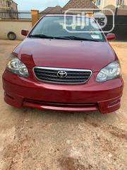Toyota Corolla S 2006 Red   Cars for sale in Ogun State, Abeokuta North