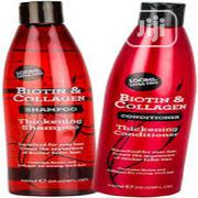 Biotin & Collagen Thickening Conditioner /Shampoo 400ml(1pcs) | Hair Beauty for sale in Lagos State, Alimosho