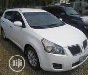 Pontiac Vibe 2008 White | Cars for sale in Abuja (FCT) State, Jabi