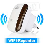 Wireless Wifi Repeater Wifi Extender 300mbps | Networking Products for sale in Lagos State, Ikeja