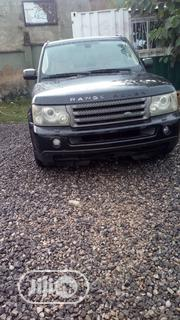 Land Rover Range Rover Sport 2008 Black | Cars for sale in Abuja (FCT) State, Apo District
