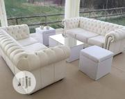 Chesterfield 5 Seaters Sofas | Furniture for sale in Lagos State, Yaba