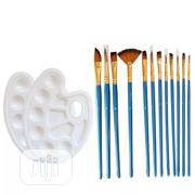 Artist Paint Brushes 12pcs Brush Painting Brush   Arts & Crafts for sale in Lagos State, Lagos Island