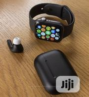 Apple Watch And Earphone Available As Seen Order Yours Now | Smart Watches & Trackers for sale in Lagos State, Lagos Island