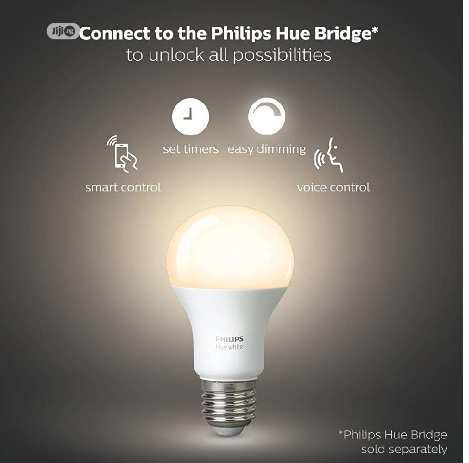 Philips Hue White 4-pack Smart Bulbs (1st Gen)   Electrical Equipment for sale in Ojodu, Lagos State, Nigeria