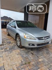 Honda Accord 2007 Sedan SE V-6 Automatic Silver | Cars for sale in Ondo State, Akure