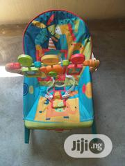 Fisher-price Infant To Toddler Rocker, Dark Safari (Neatly Used) | Children's Gear & Safety for sale in Lagos State, Ikeja