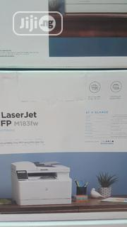 HP Color Laserjet Pro MFP M183fw A4 Colour Multifunction Laser Printer | Printers & Scanners for sale in Lagos State, Ikeja