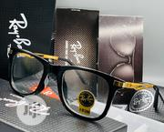 Rayban Glasses for Men's | Clothing Accessories for sale in Lagos State, Lagos Island