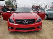 Mercedes-Benz C350 2008 Red | Cars for sale in Lagos State, Amuwo-Odofin