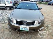 Honda Accord 2008 2.4 EX Gold | Cars for sale in Rivers State, Port-Harcourt