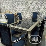 Versace Dining Table And Chair | Furniture for sale in Lagos State, Ojo