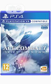 PS4 Ace Combat 7 | Video Games for sale in Lagos State, Ikeja