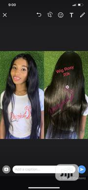 Wig Rosy(Human Hair Blended)   Hair Beauty for sale in Lagos State, Ikeja