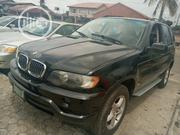 BMW X5 2004 3.0i Sports Activity Black | Cars for sale in Rivers State, Port-Harcourt
