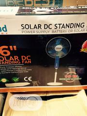 16 Inches D.C Standing Fan With One Year Warranty   Solar Energy for sale in Lagos State, Ojo