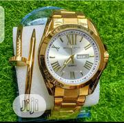MICHEAL KORS Wristwatch And Bangle For Ladies. | Jewelry for sale in Lagos State, Ikeja