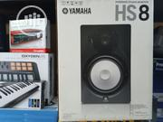 Yamaha Hs8 Monitor Speakers | Audio & Music Equipment for sale in Lagos State, Ajah