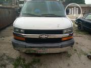 Chevrolet Express 2005 Cargo Van G2500 White | Buses & Microbuses for sale in Delta State, Uvwie