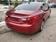 Hyundai Sonata 2012 Red   Cars for sale in Lagos State, Surulere