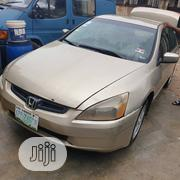 Honda Accord 2003 Automatic Gold | Cars for sale in Lagos State, Maryland