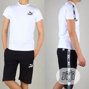 Puma Up and Down Top With Shirt | Clothing for sale in Lagos State, Amuwo-Odofin