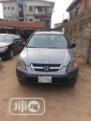 Honda CR-V 2005 2.0i ES Blue | Cars for sale in Lagos State, Mushin