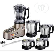 Panasonic Blender Mixers /Grinders 9in1 Function | Kitchen Appliances for sale in Lagos State, Lagos Island