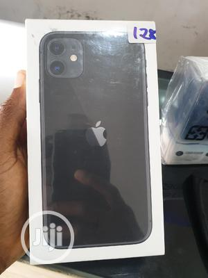 New Apple iPhone 11 128 GB Black