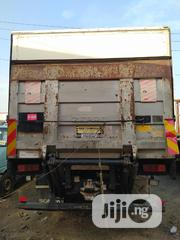 Tokunbo Scania 96 Six Tyres CONTAINER Body With Spring.   Trucks & Trailers for sale in Lagos State, Apapa