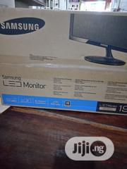 Samung Led Monitor 19inch | Computer Monitors for sale in Lagos State, Ikeja