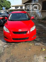 Toyota Matrix 2010 Red | Cars for sale in Lagos State, Ikeja