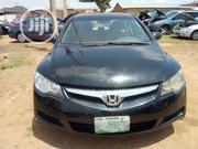 Honda Civic 2008 1.8i-VTEC Type S Black | Cars for sale in Abuja (FCT) State, Jabi
