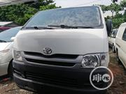 Toyota Hiace 2010 White | Buses & Microbuses for sale in Lagos State, Apapa