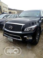Infiniti QX 2017 Black | Cars for sale in Rivers State, Port-Harcourt