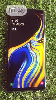 Samsung Galaxy Note 9 128 GB Blue | Mobile Phones for sale in Lagos State, Lagos Island