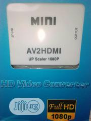 AV To HDMI Converter | Accessories & Supplies for Electronics for sale in Abuja (FCT) State, Dutse-Alhaji