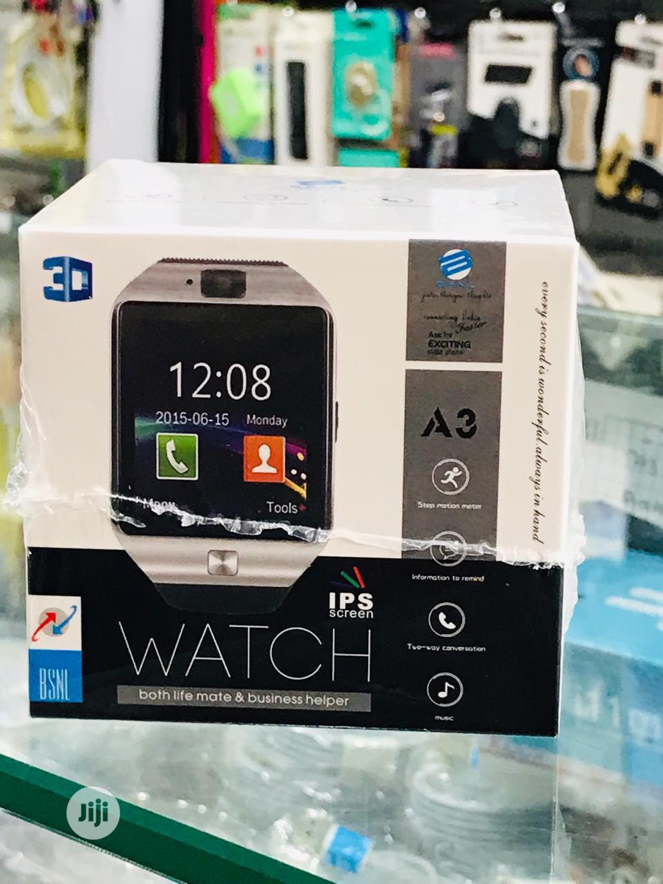 Smart Watch With Sim For Calls Etc | Watches for sale in Wuse 2, Abuja (FCT) State, Nigeria