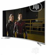 Hisense Curved A7600 Uhd Smart Tv 55-inch | TV & DVD Equipment for sale in Lagos State, Alimosho