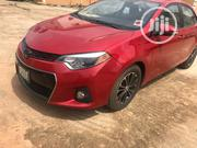 Toyota Corolla 2014 Red | Cars for sale in Edo State, Benin City