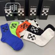 Original Off White Socks   Clothing Accessories for sale in Lagos State, Lagos Island