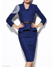 Quality Long Sleeve Gown With Belt | Clothing Accessories for sale in Lagos State, Ikeja