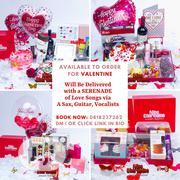 Valentine's Day Serenades With A Guitar, Saxophone & Vocals | Party, Catering & Event Services for sale in Lagos State, Ikeja